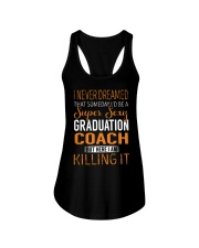 Graduation Coach - Super Sexy 1 Ladies Flowy Tank thumbnail