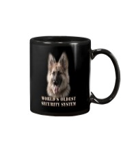 WORLD'S OLDEST SECURITY SYSTEM German Shepherd Mug thumbnail