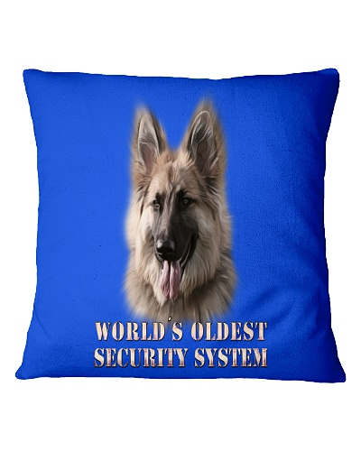 WORLD'S OLDEST SECURITY SYSTEM German Shepherd