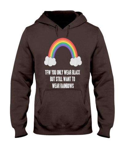 TFW LGBT PRIDE - BLACK TEE