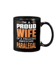 PROUD WIFE - PARALEGAL Mug thumbnail