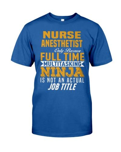 Nurse Anesthetist 3