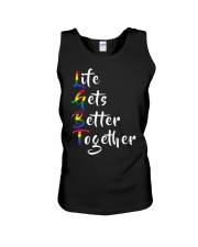 Life Gets Better Together LGBT Pride  thumb