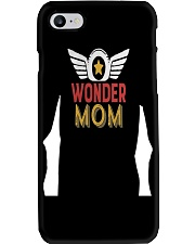 Super Hero Mama T-shirt for Mothers Day Gift Phone Case thumbnail