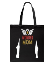 Super Hero Mama T-shirt for Mothers Day Gift Tote Bag thumbnail