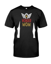 Super Hero Mama T-shirt for Mothers Day Gift Classic T-Shirt thumbnail