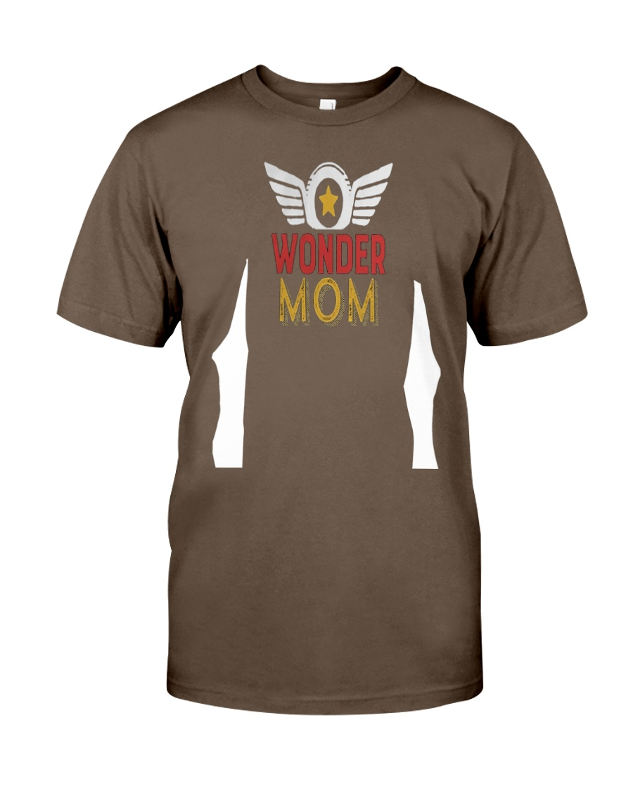 Super Hero Mama T-shirt for Mothers Day Gift Classic T-Shirt