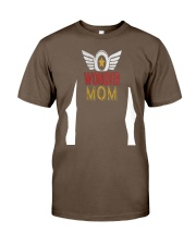 Super Hero Mama T-shirt for Mothers Day Gift Classic T-Shirt front