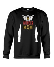 Super Hero Mama T-shirt for Mothers Day Gift Crewneck Sweatshirt thumbnail