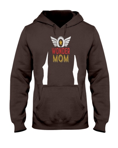 Super Hero Mama T-shirt for Mothers Day Gift