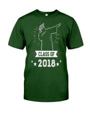 Graduation Class Of 2018 Graduate Classic T-Shirt thumbnail