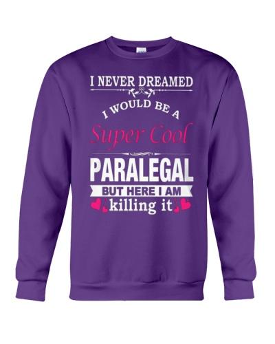 SUPER COOL PARALEGAL