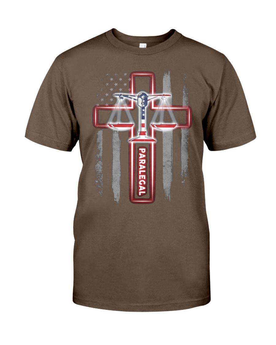 Proud Paralegal Shirt Classic T-Shirt