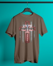 Proud Paralegal Shirt Classic T-Shirt lifestyle-mens-crewneck-front-3