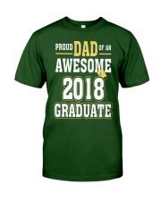 High School Graduation Shirt Gift Colleg Classic T-Shirt front