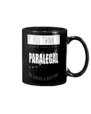 TRY HIRING PARALEGAL Mug thumbnail
