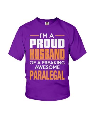 PROUD HUSBAND - PARALEGAL