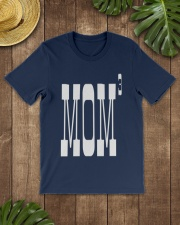 Mom of three - Mothers Day Classic T-Shirt lifestyle-mens-crewneck-front-18