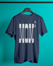 Mom of three - Mothers Day Classic T-Shirt lifestyle-mens-crewneck-front-3