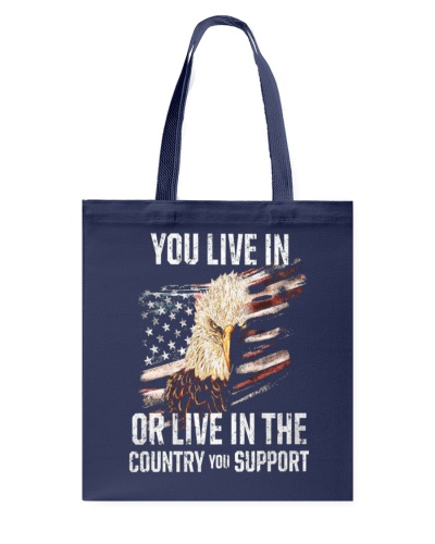 PATRIOTIC - Support the Country M 0032