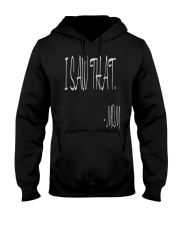 I saw that  - MOM - Mothers Day Hooded Sweatshirt thumbnail