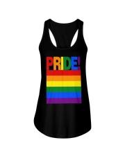 LGBT PRIDE Ladies Flowy Tank thumbnail