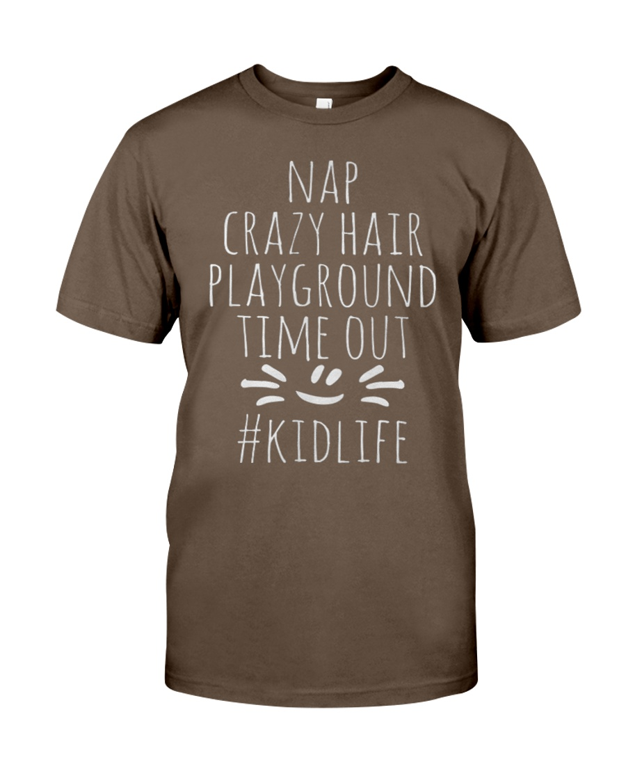 Its a Kids Life  Mothers Day Classic T-Shirt showcase