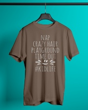 Its a Kids Life  Mothers Day Classic T-Shirt thumbnail