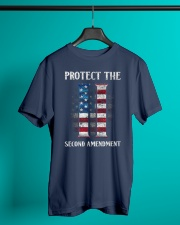 PATRIOTIC - Protect the Second M 0036 Classic T-Shirt lifestyle-mens-crewneck-front-3