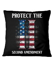PATRIOTIC - Protect the Second M 0036 Square Pillowcase thumbnail