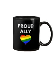 Proud Ally t-shirt - LGBT Pride  thumb