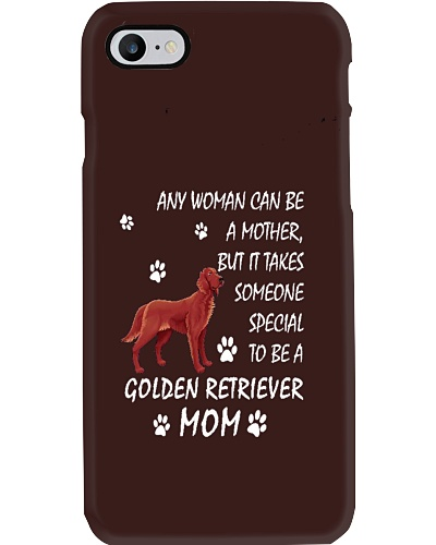 Golden Retriever Mom  Mothers Day