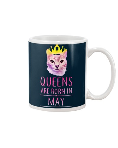 May Queens Cat Are Born In