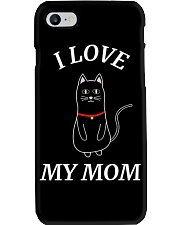 MOTHERS DAY CATS SHIRT FOR WOMEN MEN AND Phone Case thumbnail
