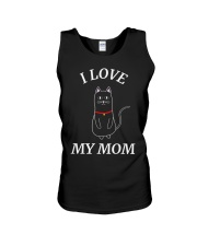 MOTHERS DAY CATS SHIRT FOR WOMEN MEN AND Unisex Tank thumbnail