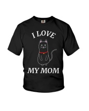 MOTHERS DAY CATS SHIRT FOR WOMEN MEN AND Youth T-Shirt thumbnail