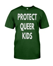 Protect Queer Kids t-shirt - LGBT Pride Shirts Classic T-Shirt front