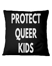 Protect Queer Kids t-shirt - LGBT Pride Shirts Square Pillowcase thumbnail