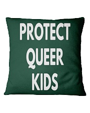 Protect Queer Kids t-shirt - LGBT Pride Shirts Square Pillowcase front