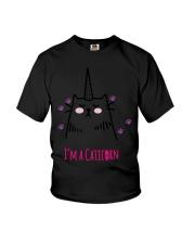 I'm A Caticorn Youth T-Shirt thumbnail