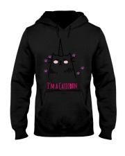 I'm A Caticorn Hooded Sweatshirt thumbnail