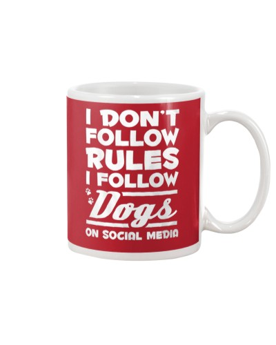 Dog - I Dont Follow Rules