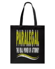 Paralegal T-Shirt Tote Bag thumbnail