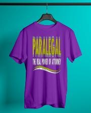 Paralegal T-Shirt Classic T-Shirt lifestyle-mens-crewneck-front-3