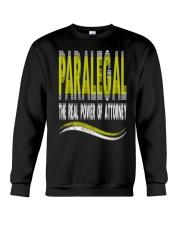 Paralegal T-Shirt Crewneck Sweatshirt thumbnail