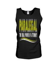 Paralegal T-Shirt Unisex Tank thumbnail