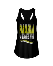 Paralegal T-Shirt Ladies Flowy Tank thumbnail