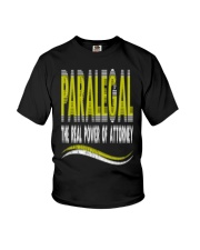 Paralegal T-Shirt Youth T-Shirt tile