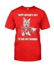 Mothers day cat 1 Classic T-Shirt front