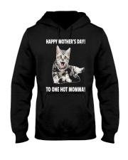 Mothers day cat 1 Hooded Sweatshirt thumbnail